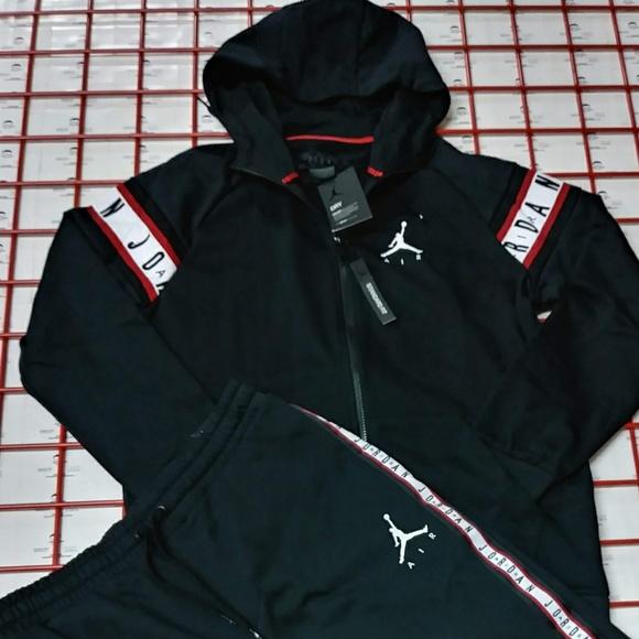 Nike Air Jordan Retro Sweatsuit Mens